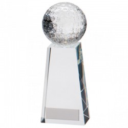Voyager Crystal Golf Award - CR16209